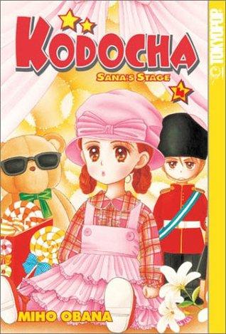 Kodocha: Sana's Stage, Vol. 04 by Miho Obana