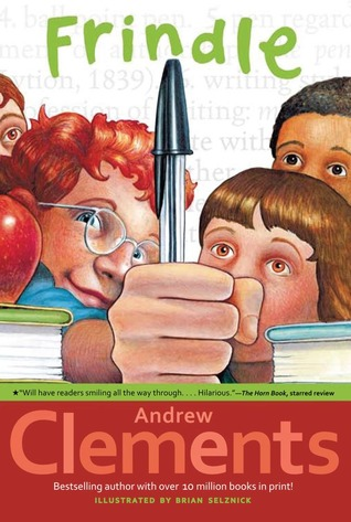 Frindle by Brian Selznick, Andrew Clements