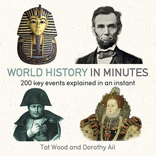 World History in Minutes: 200 Key Concepts Explained in an Instant by Tat Wood, Dorothy Ail