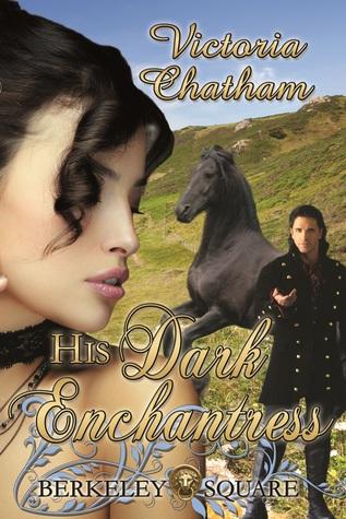 His Dark Enchantress by Victoria Chatham