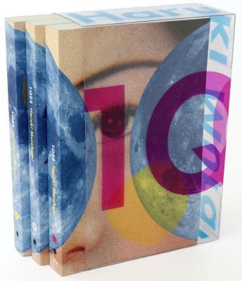 1q84: 3 Volume Boxed Set by Haruki Murakami