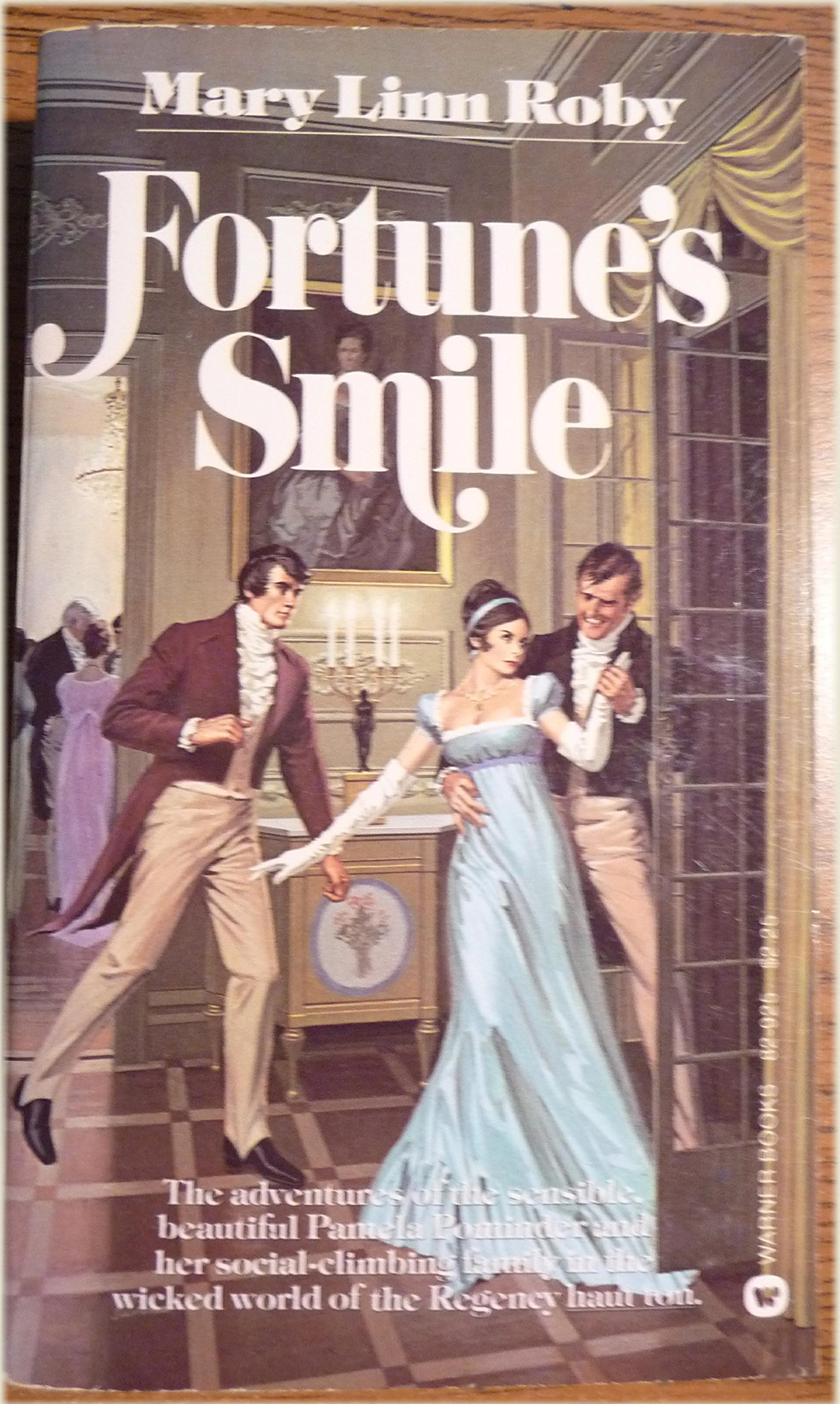 Fortune's Smile by Mary Linn Roby