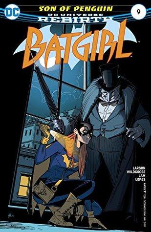 Batgirl #9 by Hope Larson, Mat Lopes, Chris Wildgoose, Jon Lam