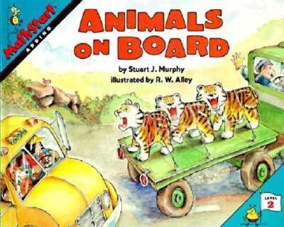 Animals on Board by Stuart J. Murphy