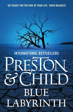 Blue Labyrinth - Free Preview (First 11 Chapters) by Douglas Preston, Lincoln Child