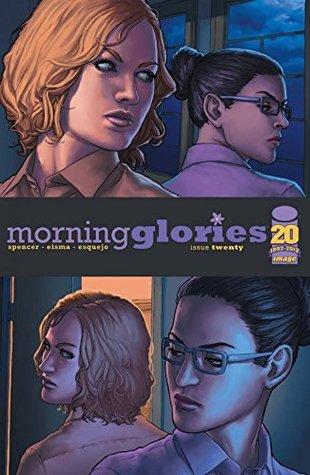 Morning Glories #20 by Alex Sollazzo, Nick Spencer, Joe Eisma, Rodin Esquejo