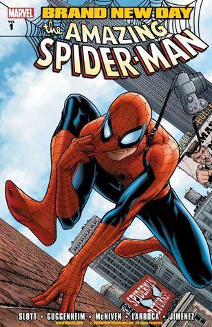 Amazing Spider-Man: Brand New Day, Vol. 1 by Dan Slott, Steve McNiven, Phil Jimenez, Salvador Larroca, Marc Guggenheim