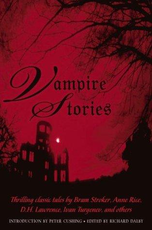 Vampire Stories by Richard Dalby