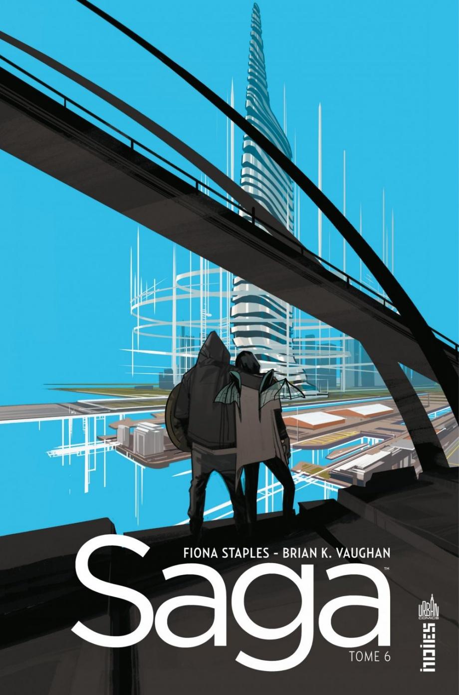 Saga, Tome 6 by Brian K. Vaughan