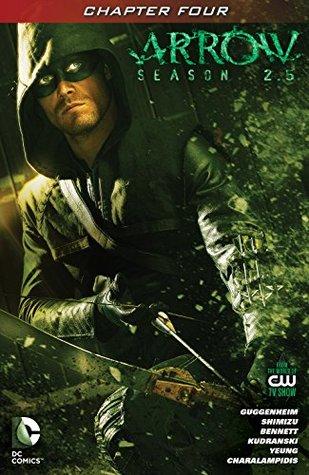 Arrow: Season 2.5 (2014-) #4 by Keto Shimizu, Szymon Kudranski, Joe Bennett, Marc Guggenheim