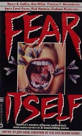 Fear Itself by Jeff Gelb