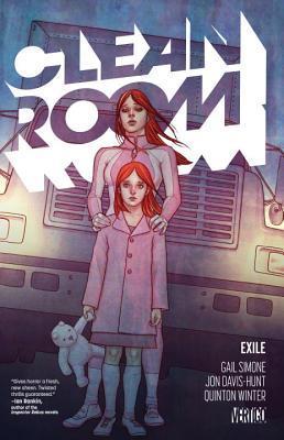 Clean Room, Vol. 2: Exile by Jenny Frison, Gail Simone, Jon Davis-Hunt, Todd Klein, Quinton Winter
