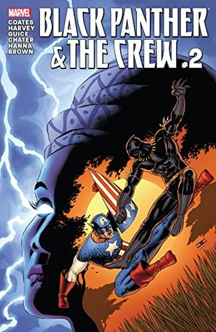 Black Panther And The Crew #2 by Jackson Butch Guice, Yona Harvey, John Cassaday, Ta-Nehisi Coates