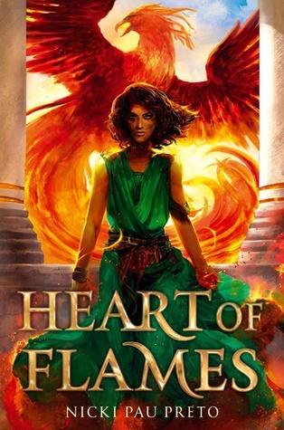 Heart of Flames by Nicki Pau Preto