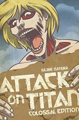 Attack on Titan: Colossal Edition 2 by Hajime Isayama