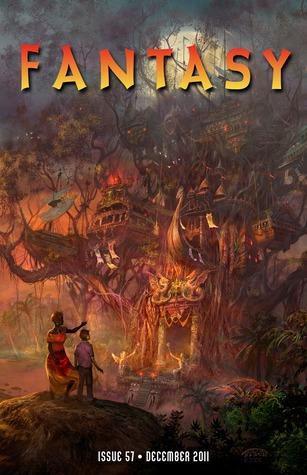 Fantasy Magazine, December 2011 by John Joseph Adams, Genevieve Valentine, Seanan McGuire, Nike Sulway, Naomi Novik