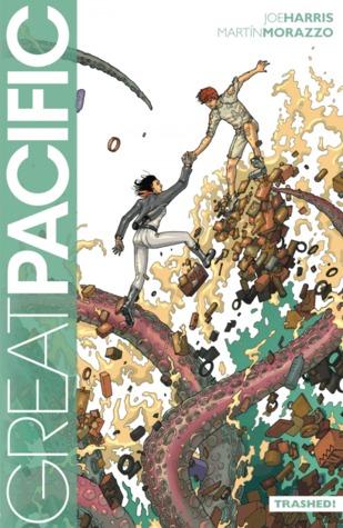 Great Pacific Volume 1: Trashed! by Joe Harris, Martín Morazzo