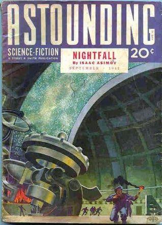 Astounding Science-Fiction September 1941 by M. Krulfeld, Raymond F. Jones, Caleb Saunders, Norman L. Knight, Isaac Asimov, John W. Campbell Jr., Alfred Bester, Robert A. Heinlein