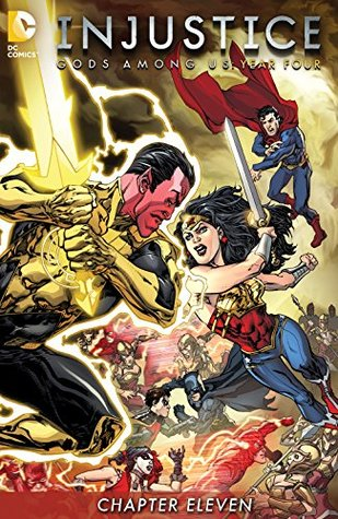 Injustice: Gods Among Us: Year Four (Digital Edition) #11 by Brian Buccellato, Mike S. Miller
