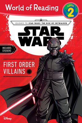 Journey to Star Wars: The Rise of Skywalker: First Order Villains by Michael Siglain