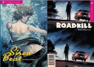 Roadkill/Siren Beat by Robert Shearman, Alisa Krasnostein, Tansy Rayner Roberts