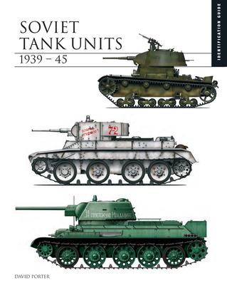 Soviet Tank Units 1939-45 by David Porter