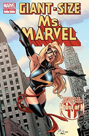 Giant-Size Ms. Marvel #1 by Roberto de la Torre, Brian Reed