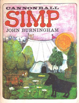Cannonball Simp by John Burningham