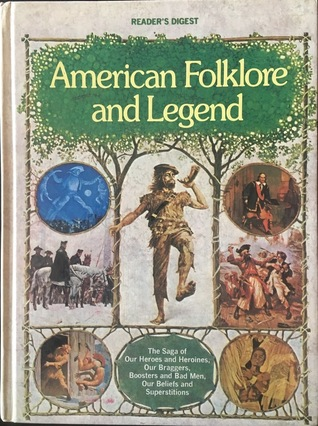 American Folklore and Legend by Reader's Digest Association