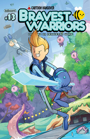 Bravest Warriors #13 by Mike Holmes, Eric M. Esquivel