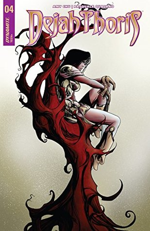 Dejah Thoris Vol. 4 #4 by Amy Chu, Pasquale Qualano