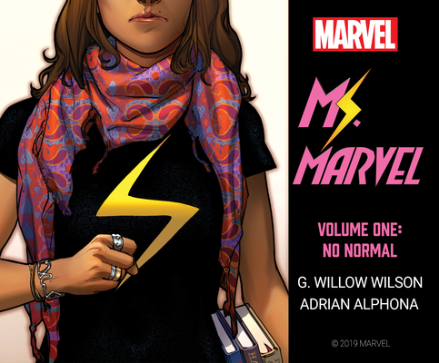 Ms. Marvel Vol. 1: No Normal by G. Willow Wilson