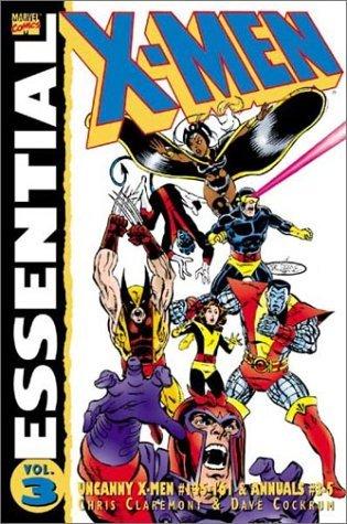 Essential X-Men, Vol. 3 by Dave Cockrum, Chris Claremont