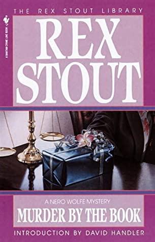 Murder by the Book by David Handler, Rex Stout