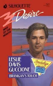 Branigan's Touch (Man of the Month #10) by Leslie Davis Guccione