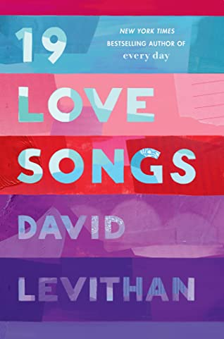 19 Love Songs by David Levithan