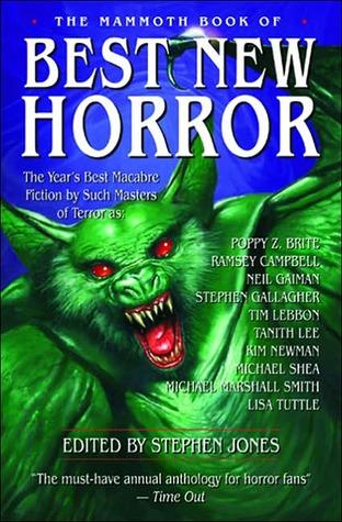 Best New Horror 16 by Stephen Jones