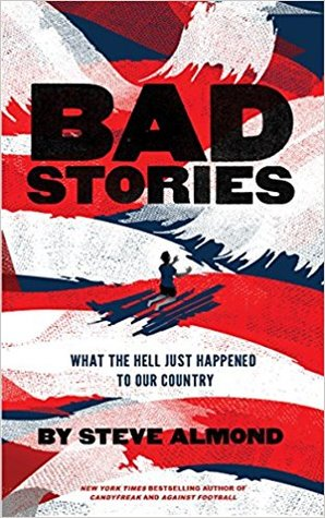 Bad Stories: What the Hell Just Happened to Our Country by Steve Almond