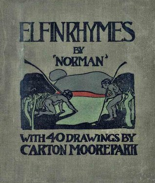 A Book of Elfin Rhymes - With 40 drawings in colour Illustration by Jacob Young, Norman, Carton Moorepark