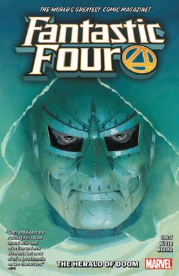 Fantastic Four by Dan Slott, Vol. 3: The Herald of Doom by Dan Slott, Paco Medina, Stefano Caselli, Aaron Kuder