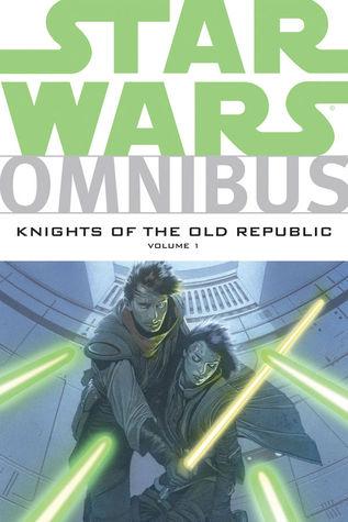 Star Wars Omnibus: Knights of the Old Republic, Vol. 1 by Dustin Weaver, John Jackson Miller, Harvey Tolibao, Brian Ching, Travel Foreman
