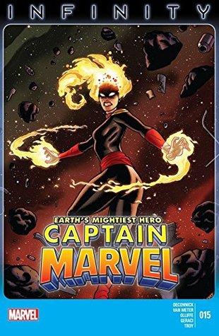 Captain Marvel (2012-2013) #15 by Scott Hepburn, Kelly Sue DeConnick, Joe Quiñones