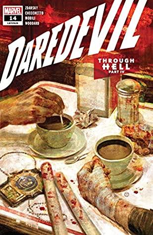 Daredevil (2019-) #14 by Marco Checchetto, Chip Zdarsky, Francesco Mobili, Julian Totino Tedesco