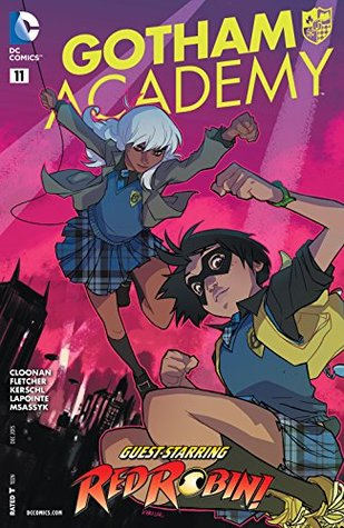 Gotham Academy #11 by Brenden Fletcher, Babs Tarr, Becky Cloonan