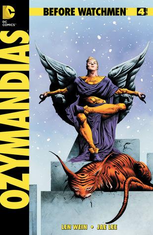 Before Watchmen: Ozymandias #4 by John Higgins, Len Wein, Jae Lee
