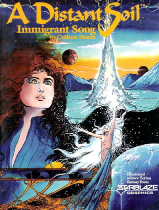 A Distant Soil 1a:Immigrant Song by Colleen Doran