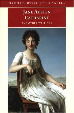 Catharine and Other Writings by Margaret Anne Doody, Douglas Murray, Jane Austen