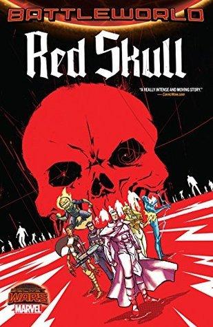 Red Skull by Joshua Williamson, Luca Pizzari