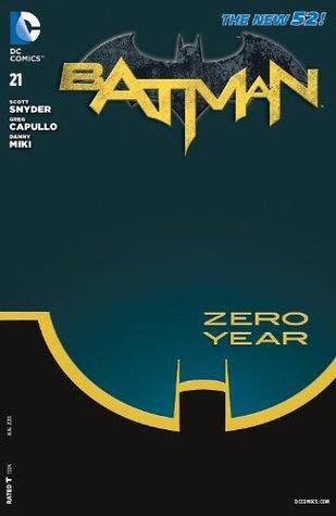 Batman (2011-2016) #21 by Scott Snyder, Rafael Albuquerque, Greg Capullo, James Tynion IV