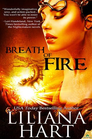 Breath of Fire by Liliana Hart